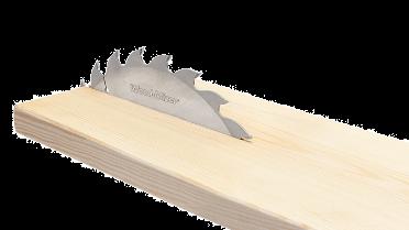 Wood-Mizer Sirkelblad-blader.