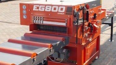 Wood-Mizer Utgivelser Heavy Duty EG800 Board Edger & Multirip