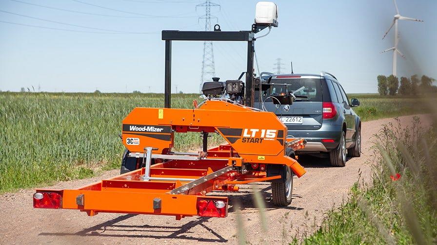 Wood-Mizer LT15 Mobile