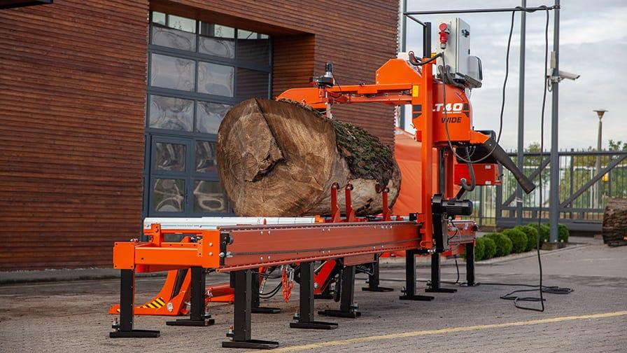 Wood-Mizer LT40WIDE