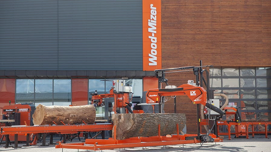 Wood-Mizer LX250