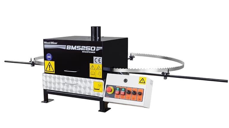 BMS250 Bladslipemaskin